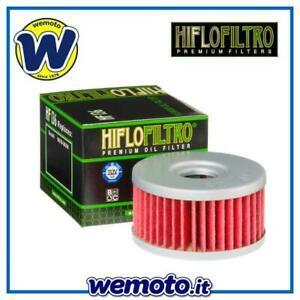 Filtro Olio Motore Hiflo HF136 per Moto Suzuki TU 250 X 2000