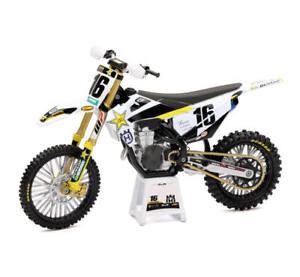 Zack Osborne #16 Rockstar Husqvarna Team Bike 1:12 model 2020 MX Winner 58243