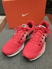 Nike * Air Zoom Pegasus 34 Speed Red Running Shoes for Men