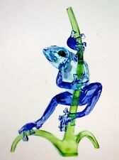 Swarovski Figurine Frog on Branch 5239716 with Original Packaging New