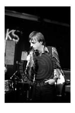 Mark E Smith, The Fall, Rotterdam, 1980 - photo 4 - post punk