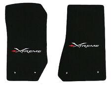 LLOYD Classic Loop™ Black FLOOR MATS with Xtreme logos 2002-2004 Chevrolet S10