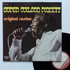 """LP Wilson Pickett  """"Super Wilson Pickett - Original session"""""""