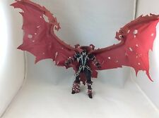6 Inch Deluxe Spawn Action Figure w/ Retractable Wings