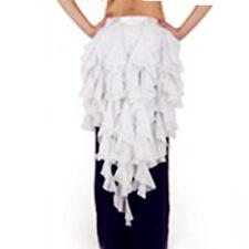 New Belly Dance Dancing Belt Performance Tassel Wave Hip Scarf Belt Skirt 2017