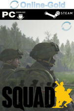 Squad - Steam Spiel Code - PC Online-PvP Game Key Action/Strategie [DE/EU]