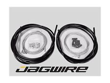 JAGWIRE ROAD SHOP KIT - Complete Brake & Shifter Cable and Housing Kit- Black...
