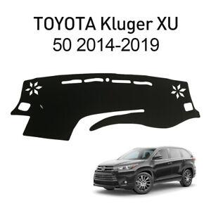 For Toyota Kluger XU50 2014-2019 Dash Mat Dashmat Anti-Slip Mat Dashboard Cover