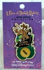 A Piece Of Disney History Wdw It'S Tough To Be A Bug Le 2500 Pin New On Card