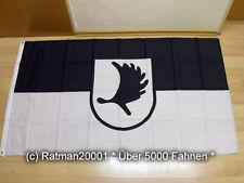 Banderas bandera Prusia oriental país - 90 x 150 cm