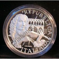 Repubblica Italiana 500 Lire 1991 AG VIVALDI  PROOF