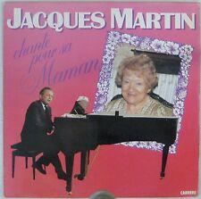 Jacques Martin 33 tours 1985