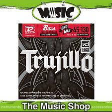 Set of Dunlop Robert Trujillo 5 String Bass Guitar Strings - Uno Mas Taper Core