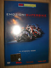 DVD EMOTIONS SUPERBIKE THE SEASON 2009 WINNER BEN SPIES SBK WORLD CHAMPIONSHIP