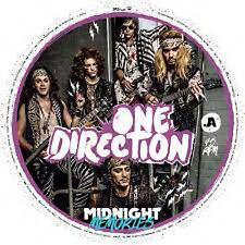 """One Direction, Midnight Memories, NEW/MINT PICTURE DISC 7"""" vinyl single RSD 2014"""