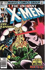 UNCANNY X-MEN # 144 (Apr 1981) Claremont & Anderson