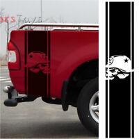 Skull Face soldier Vinyl Decal Sticker Car Truck Bed body Sticker