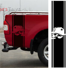 Skull Face soldier Vinyl Decal Sticker Car Truck Bed body Sticker