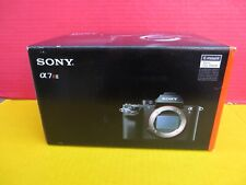 Sony Alpha a7R II Mirrorless Camera 42.2MP * Body Only * 30 Shutter Count w/ BOX