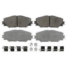 06-16 rav4 prius xb corola Wagner QC1210 ThermoQuiet Ceramic Disc Brake Pad Set