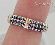 Band without Stone Handcrafted Rings