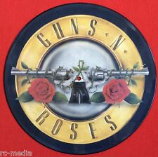 "GUNS 'N' ROSES -It's So Easy- Rare UK 12"" Picture Disc (Vinyl Record)"