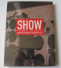 SHOW a night in the life of MATCHBOX TWENTY -2 DVD NEUF
