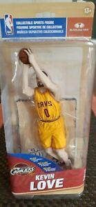 McFarlane NBA Series 28 CL Silver Kevin Love #0-Cleveland Cavaliers #1000 Figur
