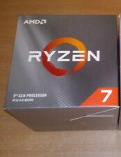 AMD Ryzen 7 3700X 3.6GHz Octa Core AM4 CPU