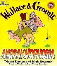 """VERY GOOD"" Wallace & Gromit - Anoraknophobia, Newman, Nick, Davies, Tristan, Bo"