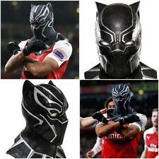 Black Panther Mask Latex Adults Fancy Dress Theme Costume Party