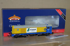 BACHMANN 32-027U DCC SOUND LA FARGE CEMENT CLASS 20 LOCO 20168 GEORGE EARLE ps