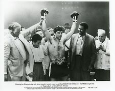 ROBERT DE NIRO SCORCESE RAGING BULL 1980 VINTAGE PHOTO ORIGINAL #2 BOXE BOXING