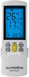 REPLACEMENT UNIVERSAL NEC A/C AIR CONDITIONER REMOTE CONTROL FULL FUNCTION NEW