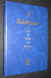 Rolemaster - Buch der Helden und Abenteurer (Laurin, 1. Auflage, 1991)