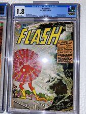 Flash 110 CGC 1.8  1959 Origin and 1st app Kid Flash. Infantino DC COMICS 🔑