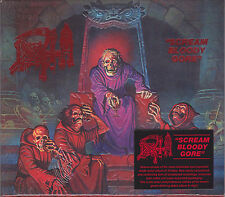 DEATH 1987 2CD - Scream Bloody Gore (Remastered 2016) Autopsy/Massacre - SEALED