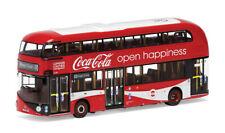 Wrightbus New Routemaster London-United Coca Cola 1:76 Modell Corgi