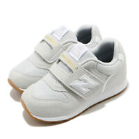 New Balance 996 Wide Grey White Gold Gum TD Toddler Infant Baby Shoes IZ996CPS W