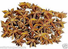 STAR ANISE Whole Badian/Chinese Anise Spices Free UK P&P