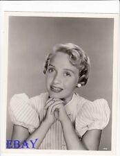 Jane Powell sweet smile VINTAGE Photo