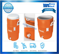 Igloo 5 Gallon Cooler Water Beverage Jug 5-Gallon Seat-Top Pressure-Fit Lid New