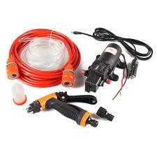 Genuine PAL 12V Portable 100W 160PSI High Pressure Electric Car Washer Wash Pump