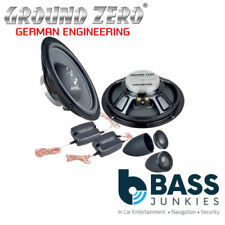 Ground Zero Car Speakers in Size 8