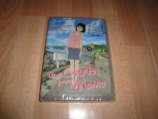 UNA CARTA PARA MOMO ANIME EN DVD DEL DIRECTOR HIROYUKI OKIURA NUEVO PRECINTADO