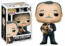 Pop! Movies: The Godfather Don Vito Corleone Vinyl Figure #389 IN STOCK