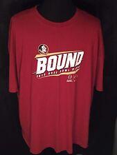 Florida State Seminoles FSU College Football 2015 Rose Bowl Game Mens 4XL Shirt