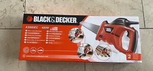 BNIB Black & Decker Reciprocating Saw KS880EC 400W