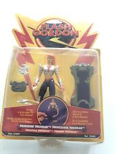 Vtg Flash Gordon Action Figure Bandai Moc Retro Playmates Thundra 1995 Space