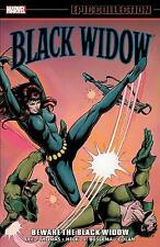 Black Widow Epic Collection: Beware The Black Widow, Stan Lee